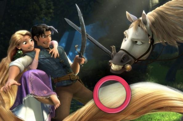 Rapunzel Numere Ascunse