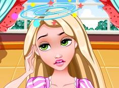 Rapunzel Operatie la Creier