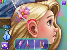 Rapunzel Operatie la Urechi