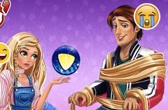 Rapunzel si Flynn