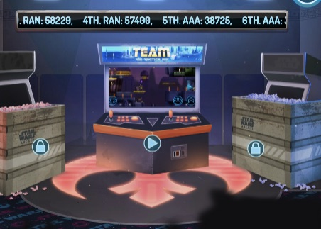 Razboiul Stelelor Arcade