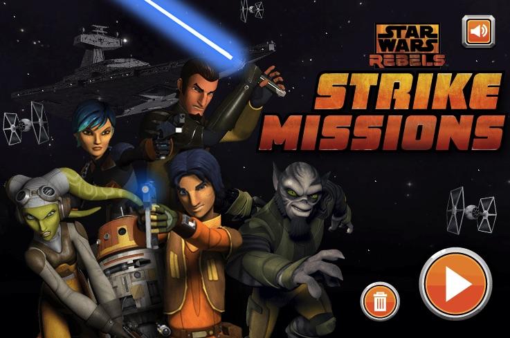 Razboiul Stelelor Rebelii Misunea…