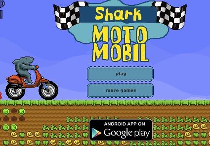 Rechinul cu Motocicleta