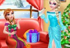 Regatul de Gheata si Surpriza Cadourilor…