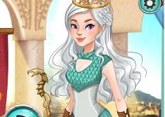Regina Dragonilor si Ziua Incoronarii
