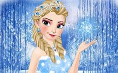 Regina Elsa Moda de Iarna