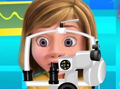Riley la Oftalmolog