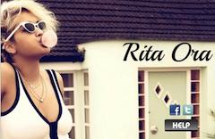 Rita Ora Puzzle