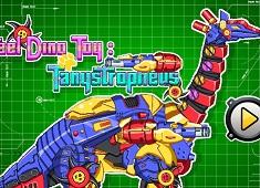 Robotul Dinozaur Tanystropheus