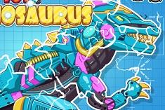 Robotul Dinozaur Tyrannosaurus