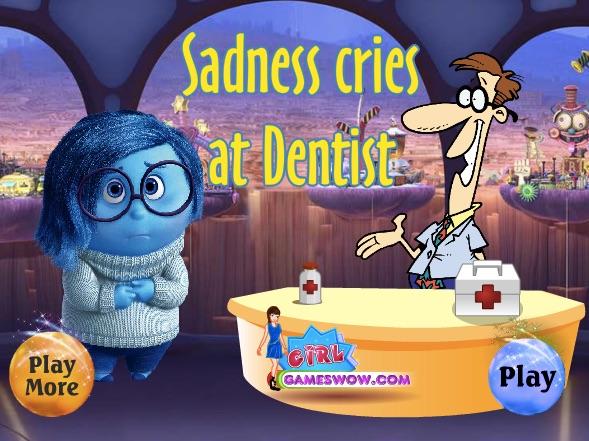 Sadness la Dentist
