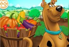 Scooby Doo Food Frenzy