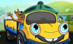 Scooby Doo si Camionul de Mancare