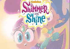 Shimmer si Shine Puzzle