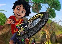 Shiva cu Bicicleta