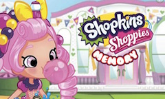 Shopkins Shoppies de Memorie