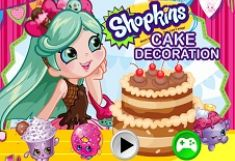 Shopkins Shoppies Gatesc si Decoreaza…