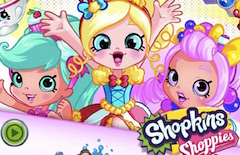 Shopkins Shoppies Jewel Match