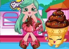 Shopkins Shoppies Peppa Mint de…
