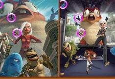 Similaritati Monsters vs Aliens