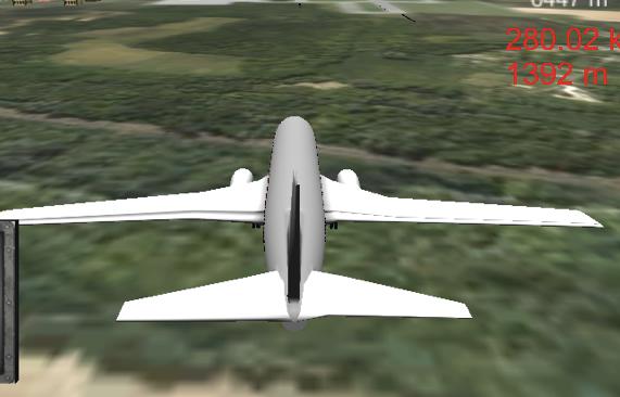 Simulator Boeing 737