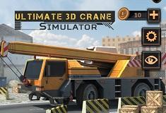 Simulator cu Macara 3D