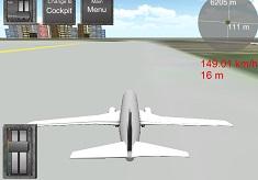 Simulator de Pilotare de Avion