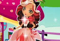 Sloane ca Scufita Rosie