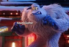 Smallfoot Puzzle