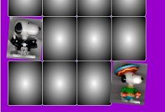 Snoopy Carti de Memorie
