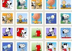 Snoopy Carti de Memorie cu Charlie…