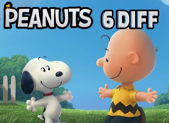 Snoopy Diferente