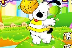 Snoopy si Baschetul
