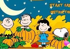 Snoopy si Dovlecii de Halloween
