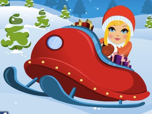 Snowmobil de Iarna