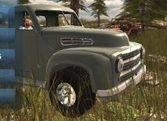 Sofer de Camioneta Ruseasca