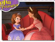 Sofia si Regina Miranda Puzzle