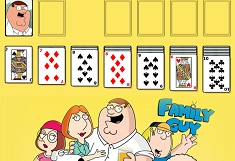 Solitaire Cu Family Guy