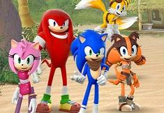 Sonic Boom Tetris