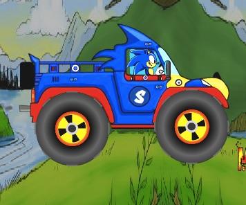 Sonic cu Camionul 3