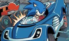 Sonic Diferente cu Masini