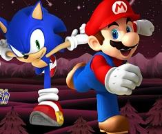 Sonic il Salveaza pe Mario 2