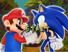 Sonic il Salveaza pe Mario 3