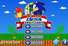 Sonic X Bomberman