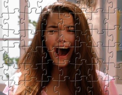 Sora Invizibila Puzzle