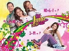 Soy Luna Math Quiz