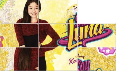 Soy Luna Puzzle 2