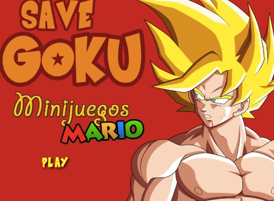 Spanzuratoarea cu Goku