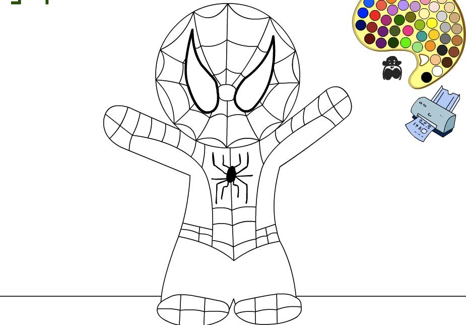 Spiderman Caricatura Jocuri Cu Spiderman