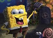 Spongebob Diferente